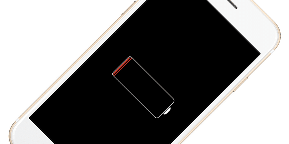 iPhone lädt nicht - Akku Symbol