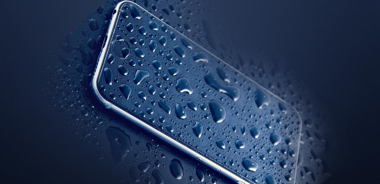 Iphone x nach wasserschaden