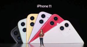 iPhone 11 Vorstellung