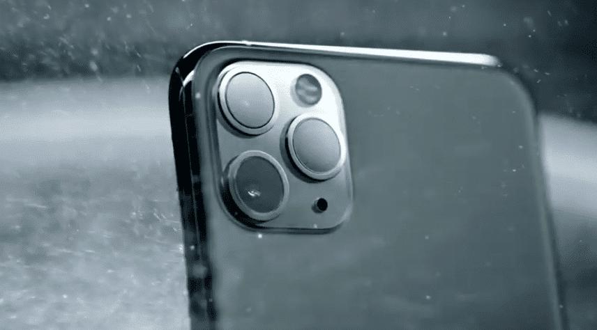 Design mit Kameras iPhone 11 Pro
