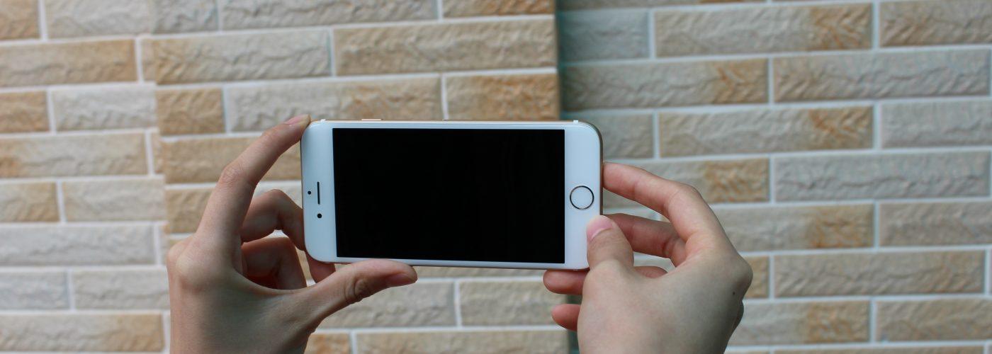 iPhone 6s keine Hintergrundbeleuchtung
