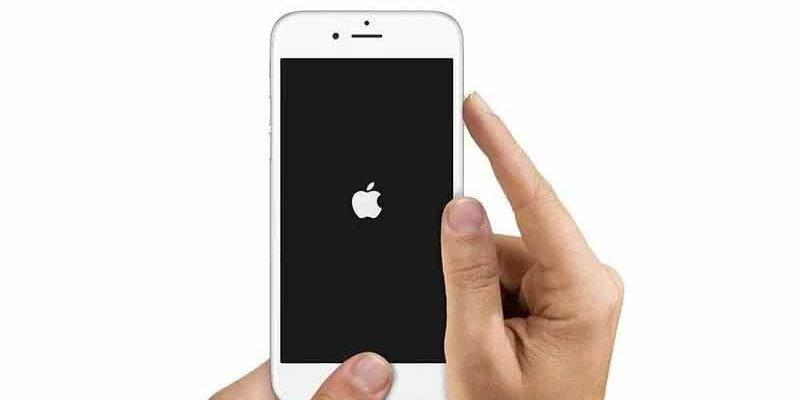 iPhone Neustarten