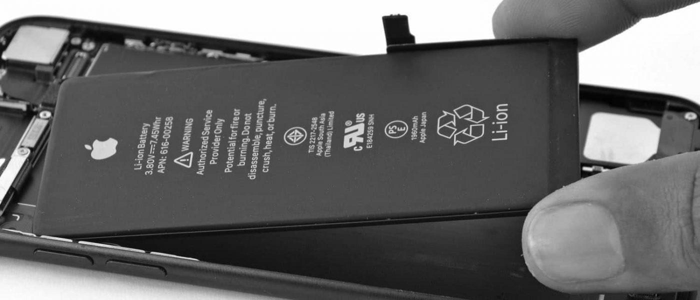 iPhone Akku-Wechsel