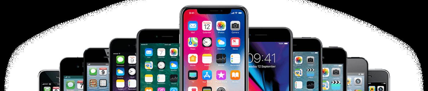 iPhone Reparatur Modellenübersicht