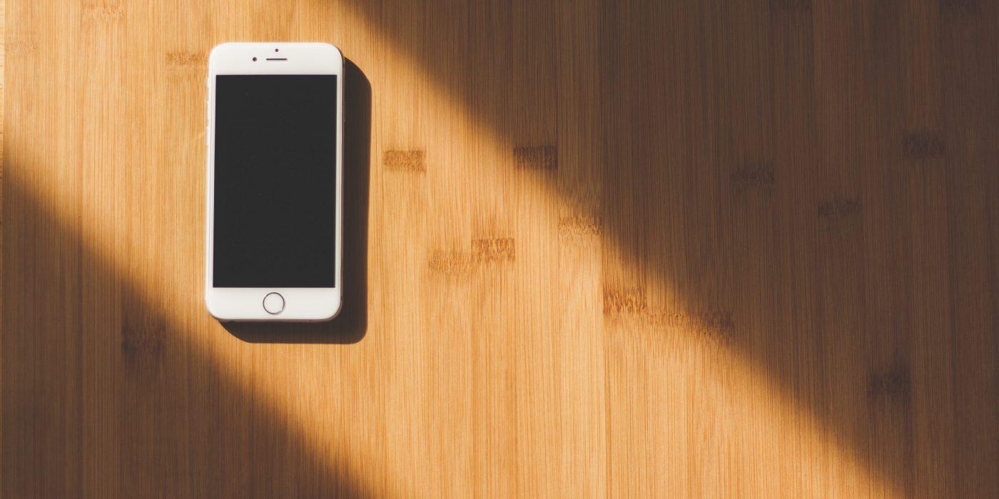 iPhone Bildschirm schwarz