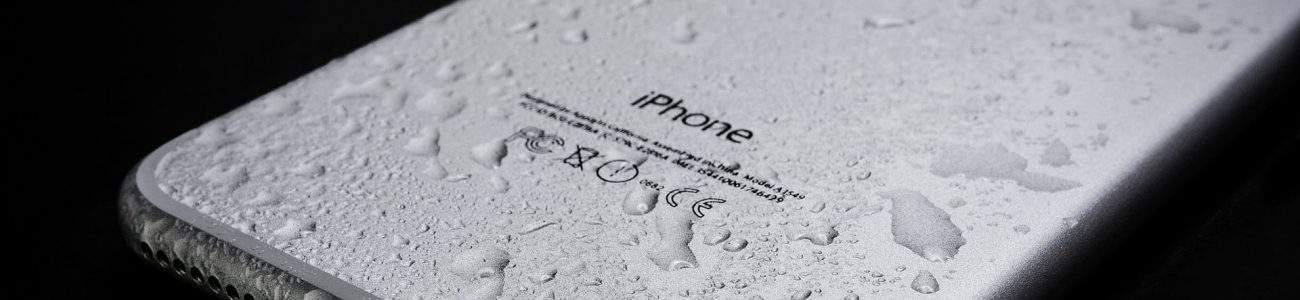 iPhone Wasserschaden